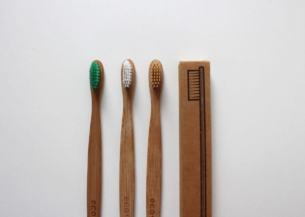 brosses à dents zéro déchet