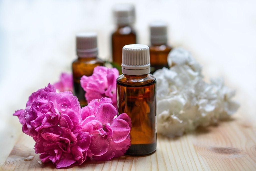 parfums naturels composition